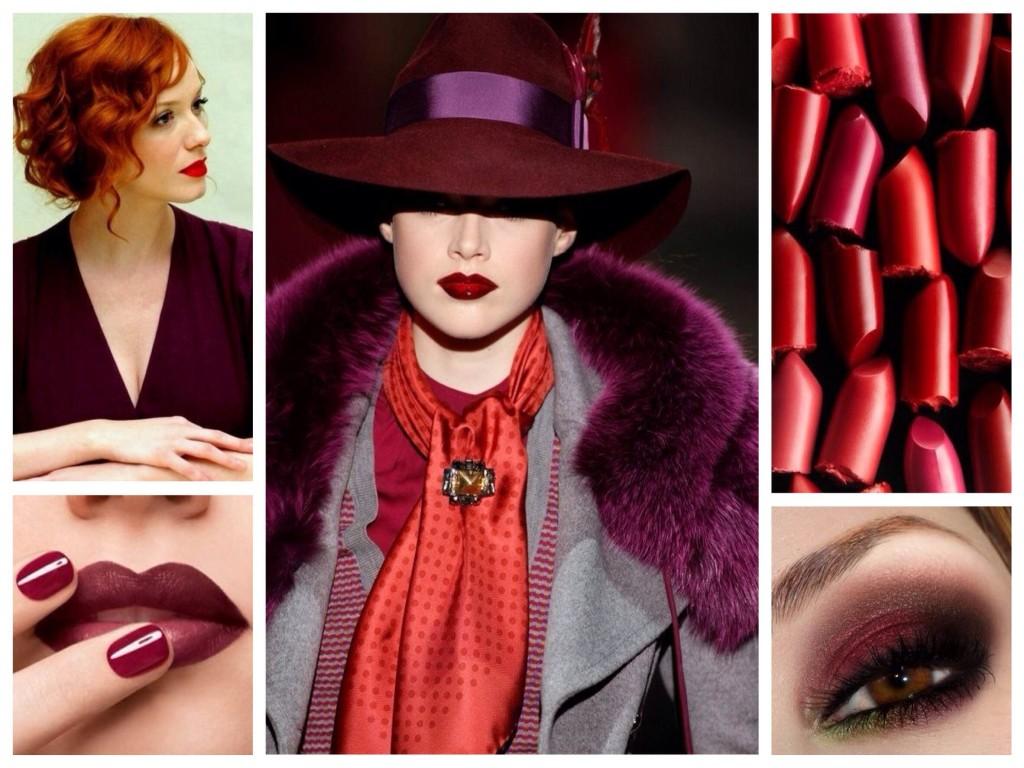 Божественный цвет марсала — выбор роскошных женщин!