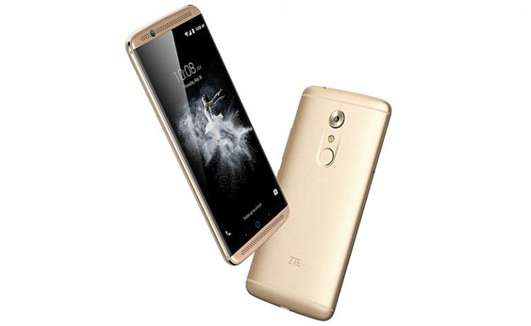 ZTE выпустит мини-версию флагманского смартфона Axon 7