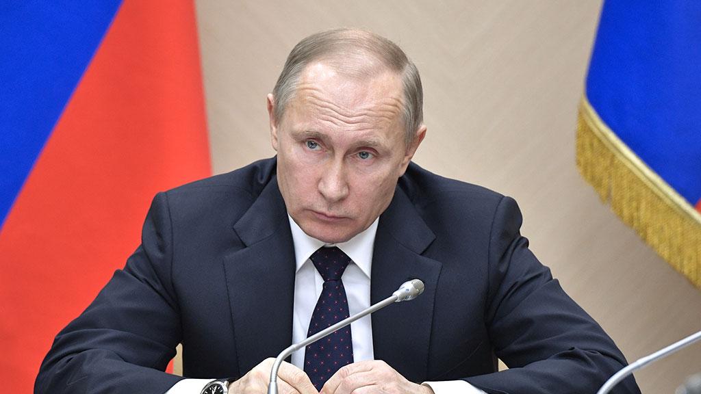 """Путин считает, что США нанесли """"существенный урон"""" отношениям с РФ, ударив по Сирии"""
