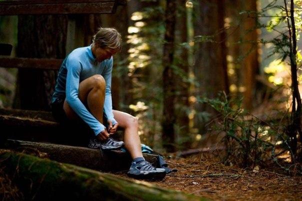Самая выносливая бегунья на свете преодолевает ежедневно 40 км, но не помнит этого