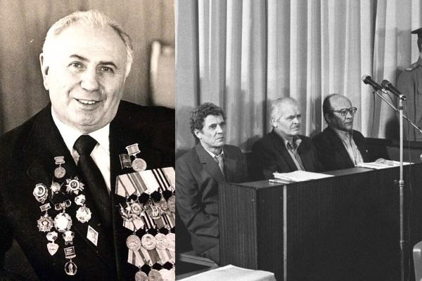 За что в 1986 году в СССР ка…