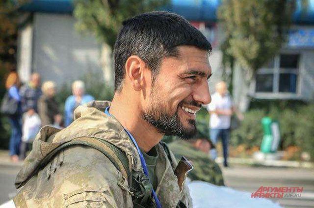 «Я воюю за русский народ». Как сын афганского губернатора оказался в ДНР