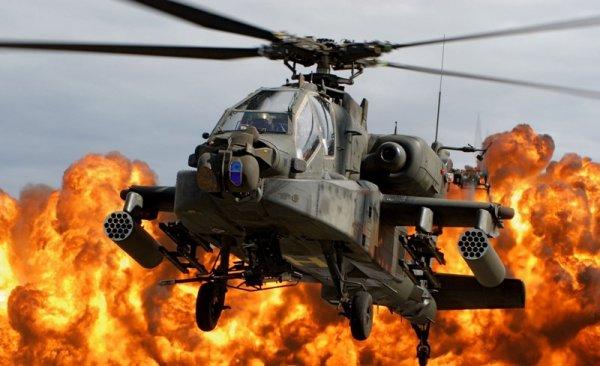 Вертолет «Apache» vs Ми-28н . Кто Круче?