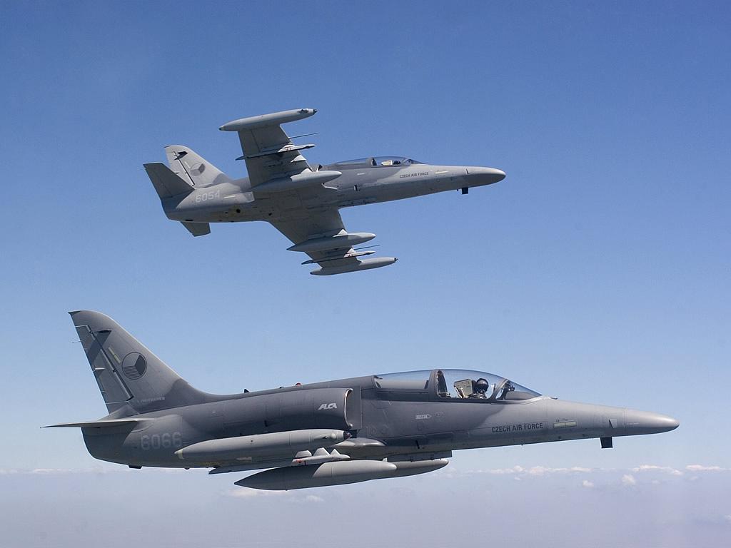 Чехия возобновила производство учебно-боевых самолетов L-159