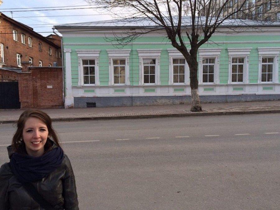 Культурный шок американки в России