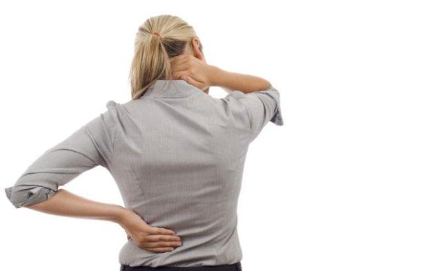 Боль в спине. Пора ли к врачу?