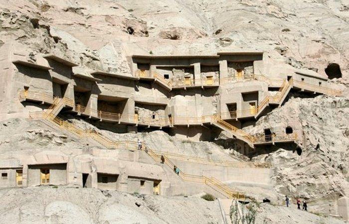 Секрет Шелкового пути: кизильские пещеры.