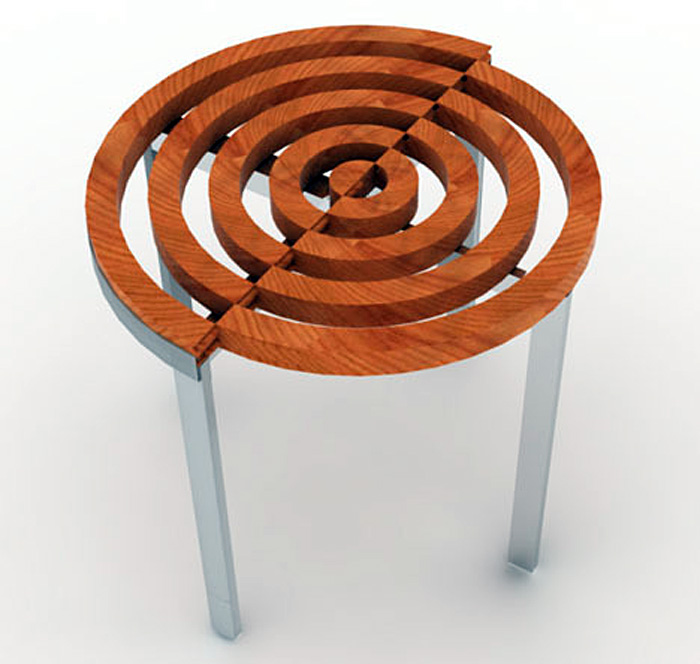 Круглое складное кресло своими руками 244