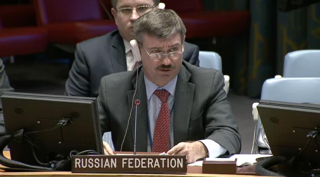 Дебют в ООН Ильичева, заменившего умершего Чуркина, закончился неприятно для США