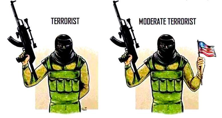 НАТО спонсор терроризма