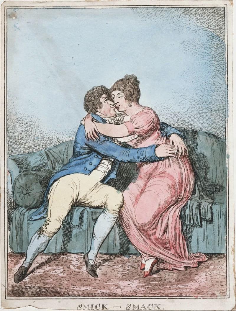 2. Антисанитария в интимной сфере Георгианская эпоха, англия, британия, великобритания