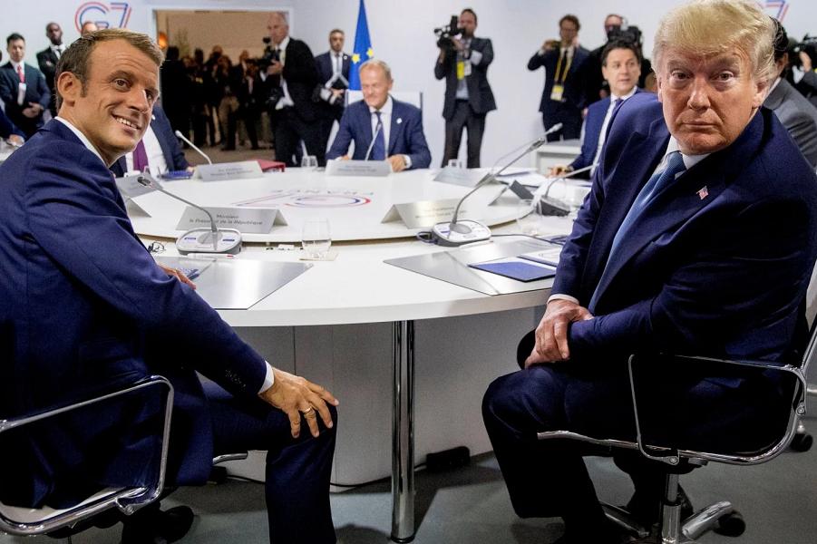 Почему внешняя политика Пути…
