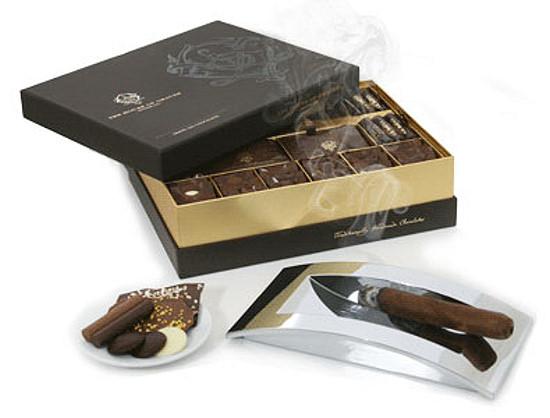 Топ-11 самых дорогих в мире шоколадных десертов