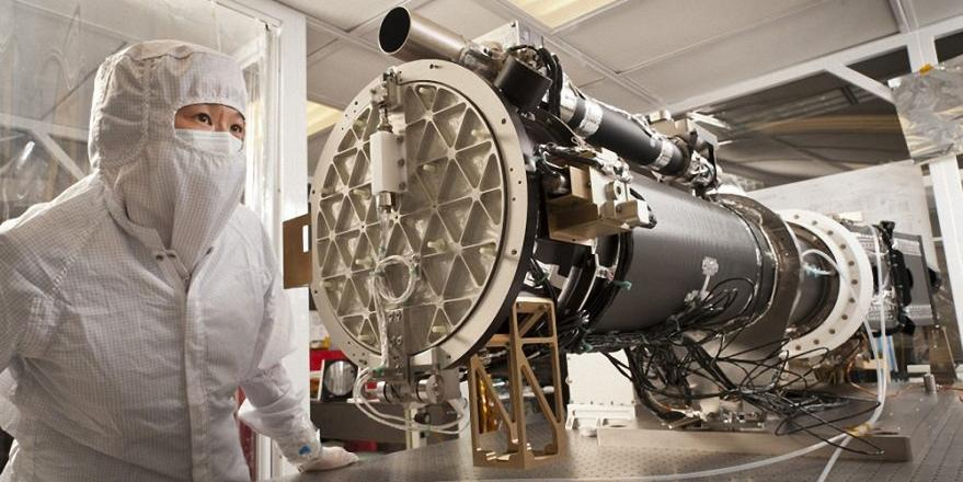 В США создают инновационное оружие направленной энергии