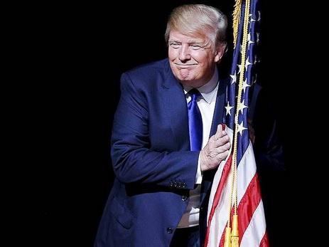 """""""Америка превыше всего"""" не понравилась немцам"""