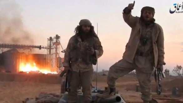 Боевики ИГИЛ захватили в Пальмире средства ПВО
