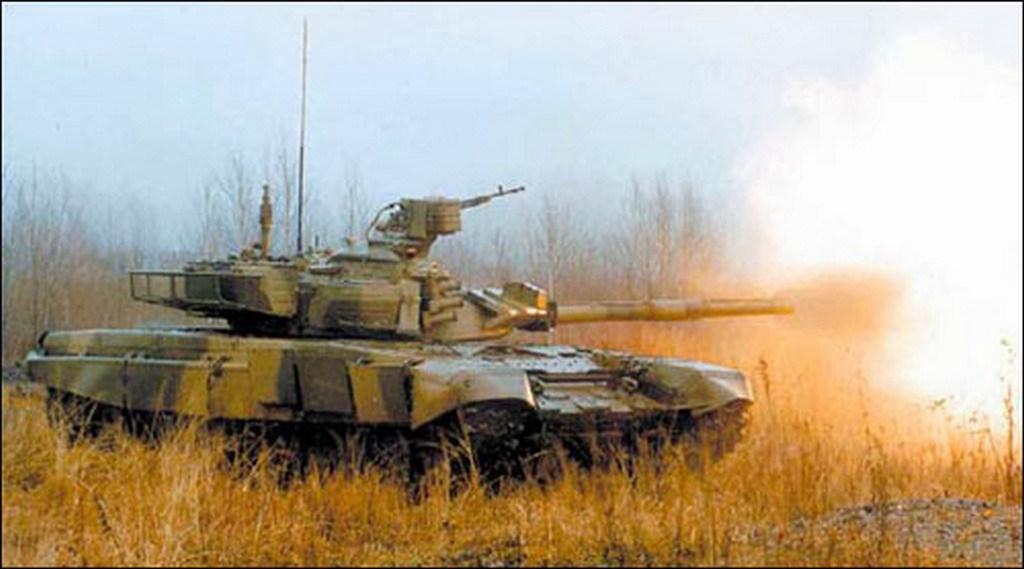 Готовься, НАТО: новый российский танк T-90M может оказаться настоящим монстром