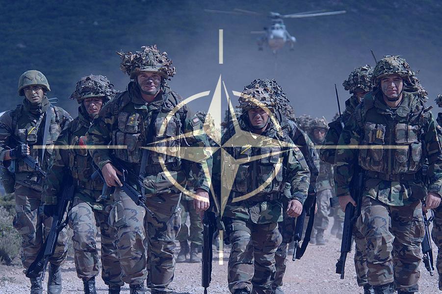 Пора бы вступить в НАТО