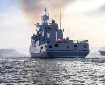 Сторожевые корабли Черноморского флота направляются к берегам Сирии