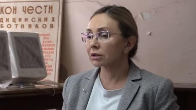 Опубликовано видео разговора владимирской чиновницы с врачами