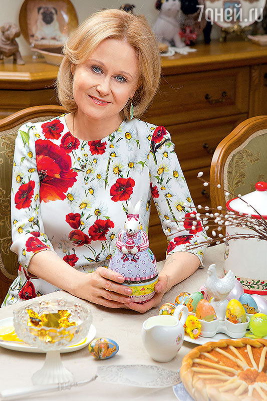 Рецепты от Дарьи Донцовой: кулич, пасха творожная и пасха царская
