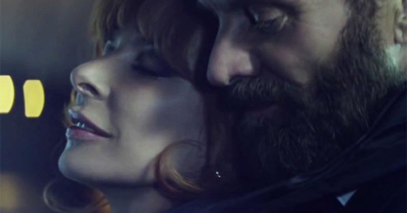 Стинг и Милен Фармер – в чувственном клипе о страсти и любви. Потрясающе!