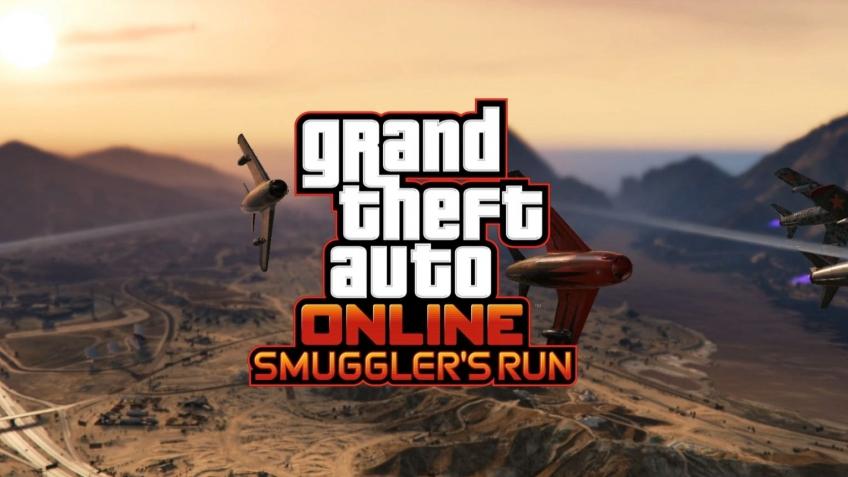 В Grand Theft Auto Online появятся «Контрабандисты»