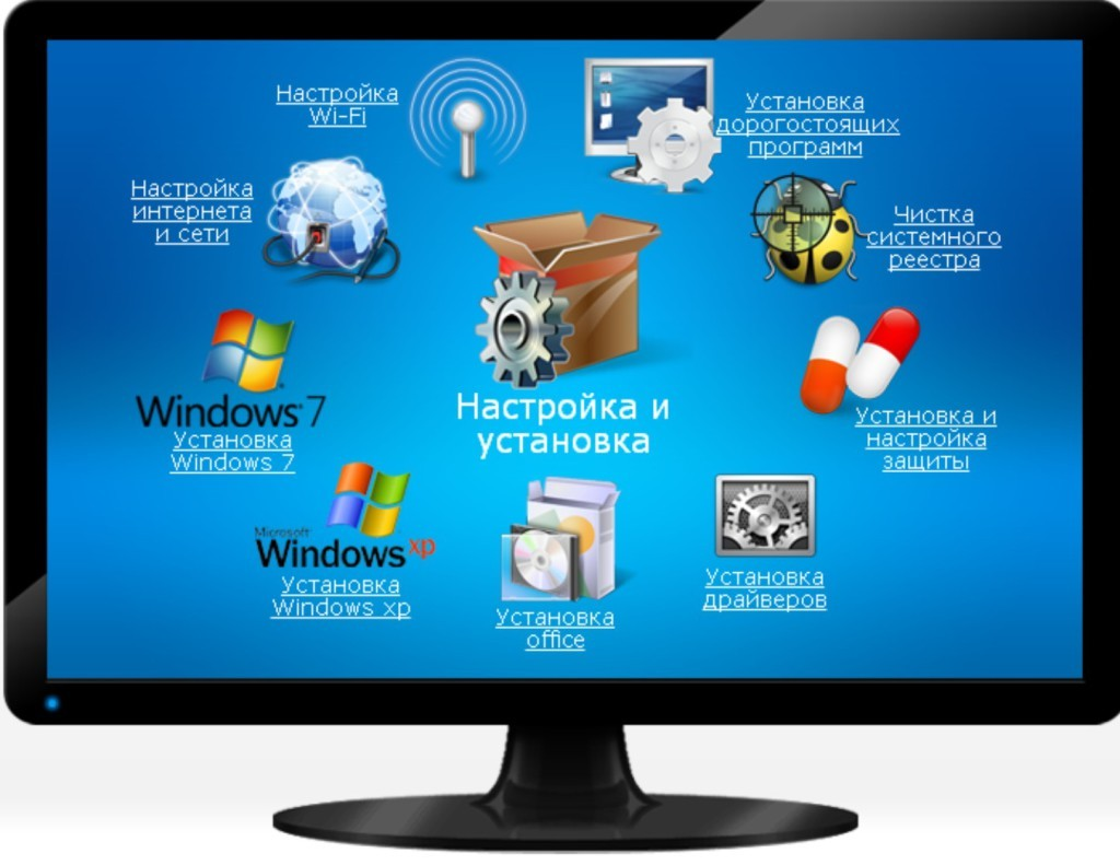 Ремонтируем Windows своими силами