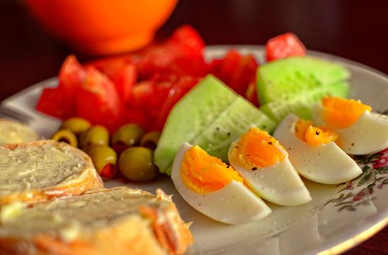Вареные яйца: 5 идей разнообразить вкус