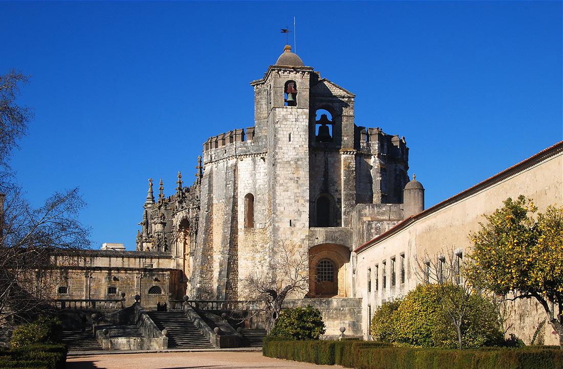 Конвенту-де-Кришту: неприступный монастырь легендарного Ордена тамплиеров