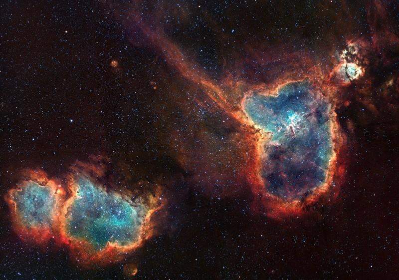 33 лучших снимка космоса. К такому невозможно остаться равнодушным!
