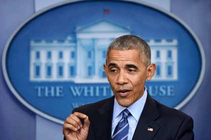 Обама запретил разрабатывать новые газовые и нефтяные шельфы в Арктике
