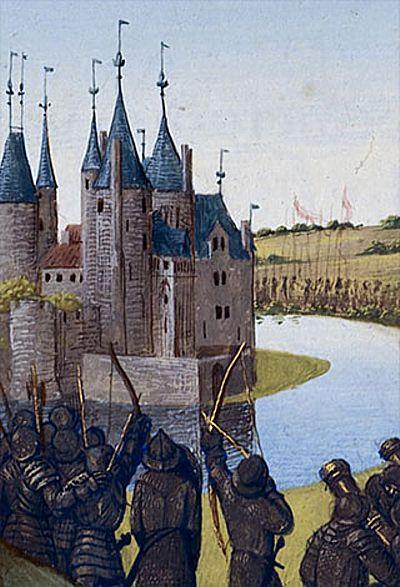 Книжная миниатюра:три роскошных манускрипта Жана Фуке