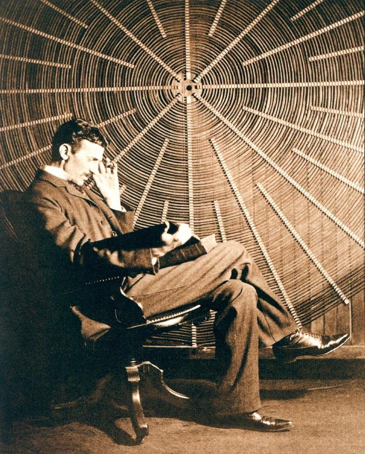 Никола Тесла - славянский гений
