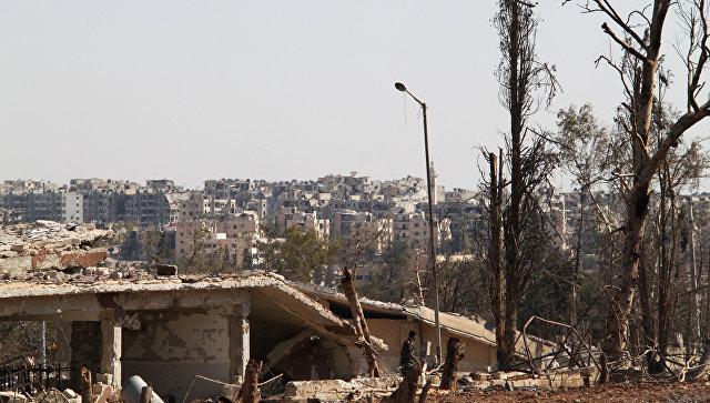 Новости Сирии. Сегодня 6 декабря 2016