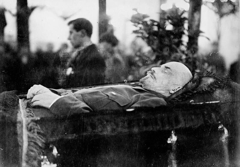 Владимир Ленин. Убить после смерти
