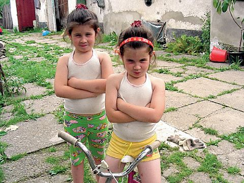 Деревня двойняшек