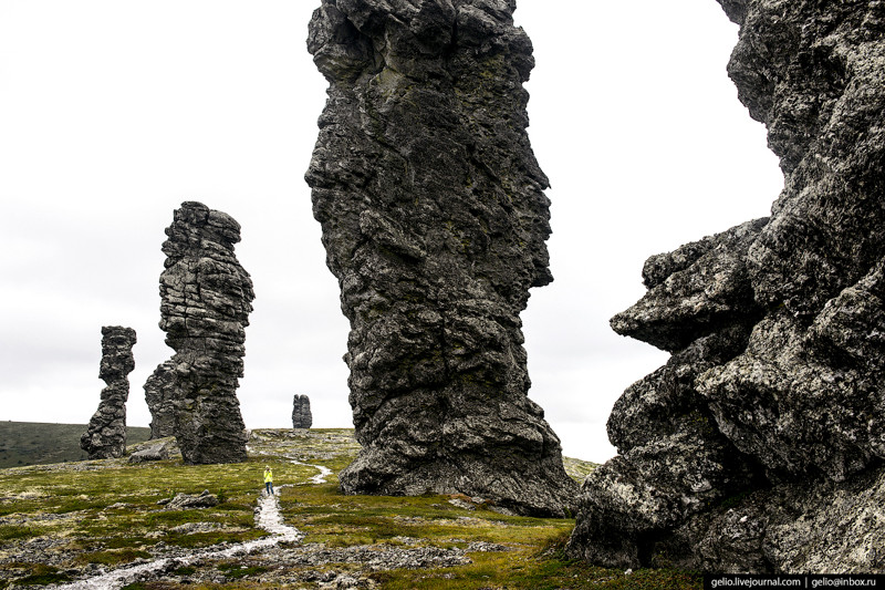 Северный Урал: четвёртое чудо России и перевал Дятлова