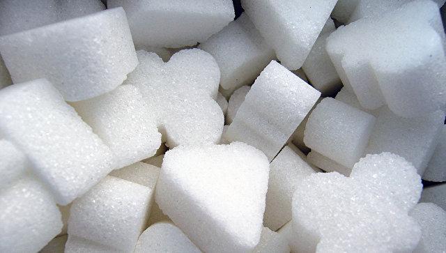 В России сахар за год подешевел в два раза