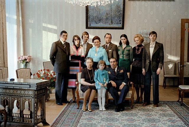 Семейные тайны генсека Брежнева