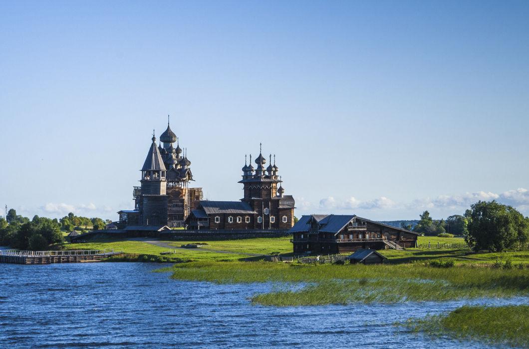 Уникальные места России