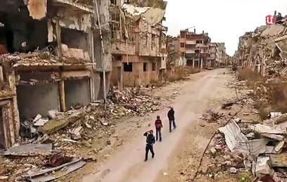 Восточный берег Евфрата освободят от террористов в ближайшие дни