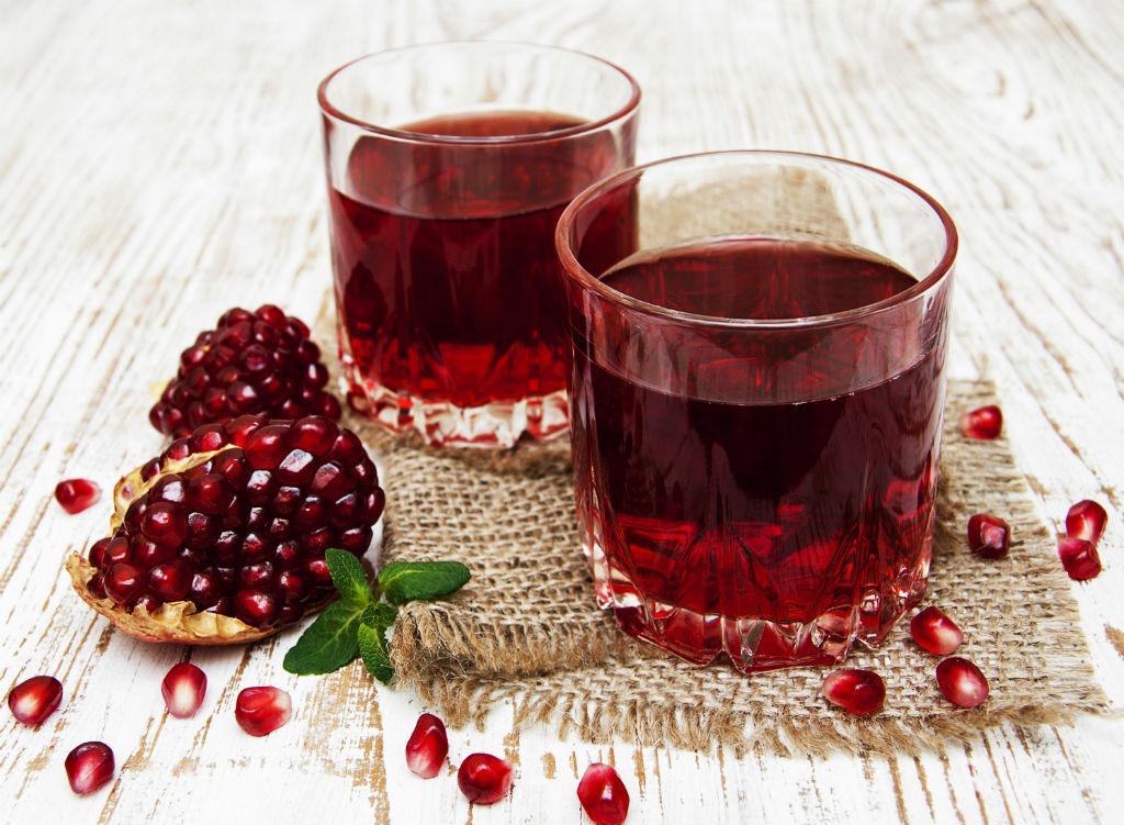 Гранатовый чай – витаминный король среди чаев