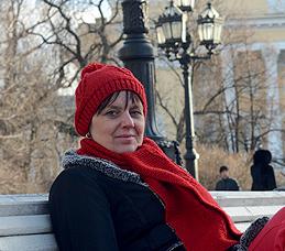 Немка Сильвана Штапель: «Рус…
