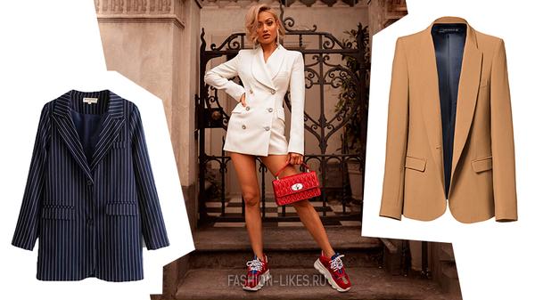 5 фасонов пиджаков, которые будут в тренде в 2019 году