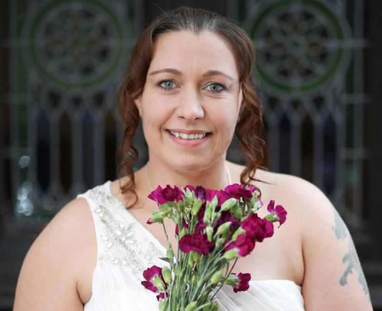 39-летняя британка выйдет замуж за саму себя