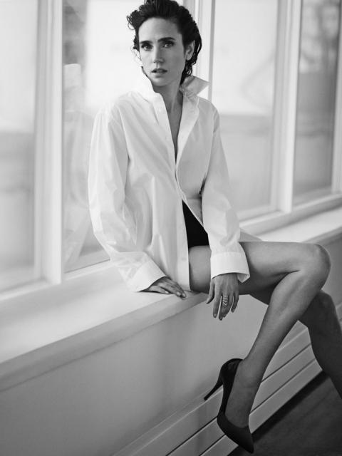 Дженнифер Коннелли   в фотосессии Уилла Дэвидсона для журнала The Edit (февраль 2014)