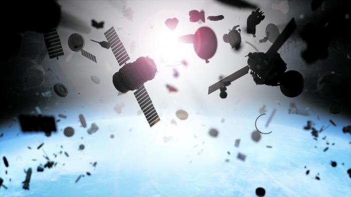 Как цепная реакция в космосе может парализовать жизнь на Земле