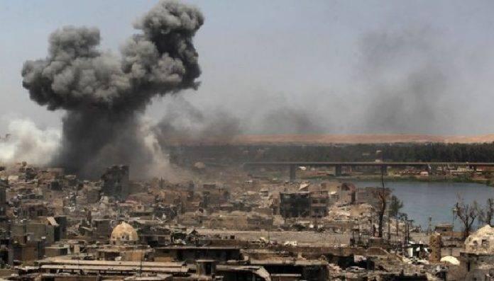 При освобождении Мосула погибло 40 тыс. мирных жителей