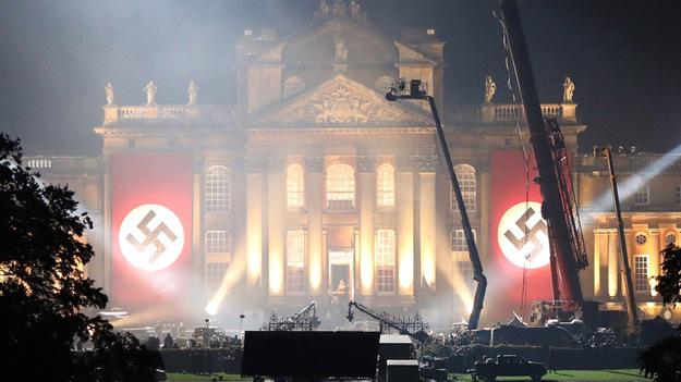 Нацисты в пятых «Трансформерах» шокировали ветеранов войны